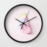 My Love - Conversation H… Wall Clock