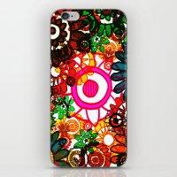 Hippy Shake! iPhone & iPod Skin