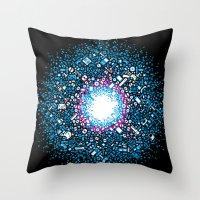 Gaming Supernova - AXOR Gaming Universe Throw Pillow