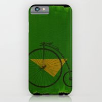 confidant III. (penny-farthing) iPhone 6 Slim Case