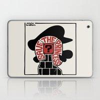 Save The Princess Laptop & iPad Skin