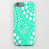 Pattern Aqua iPhone 6 Slim Case