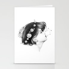 Cosmic Matter Stationery Cards