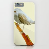 iPhone & iPod Case featuring BIRDY by Eleonora