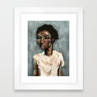 Undefined Framed Art Print