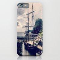 CHARLESTOWN  CORNWALL iPhone 6 Slim Case