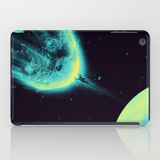 There Is No Planet to Save iPad Case