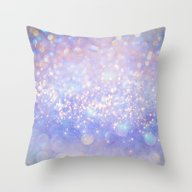 Leave A Little Sparkle (… Throw Pillow