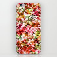 Beautiful Mess iPhone & iPod Skin