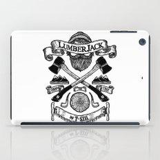 LUMBERJACK iPad Case
