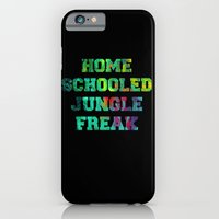 iPhone & iPod Case featuring Mean Girls #12 – Jungle Freak by Enyalie