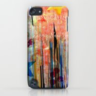 Merry Christmas And A Ha… iPod touch Slim Case