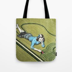 Compulsive Artist Tote Bag