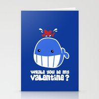 Whally Love Stationery Cards