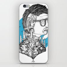 altguy iPhone & iPod Skin