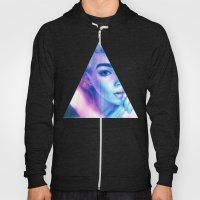 Technicolor Triangle Sh*… Hoody