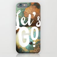 Let's Go iPhone 6 Slim Case