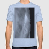 Thus he spoke Mens Fitted Tee Athletic Blue SMALL