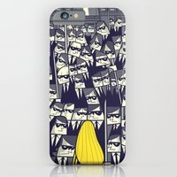 iPhone Cases featuring Crazy 88 by Ale Giorgini