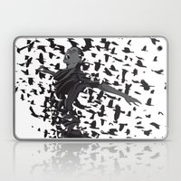 Shoot Fast - Before He T… Laptop & iPad Skin