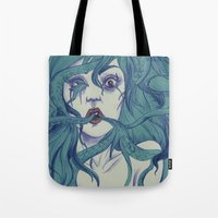 Octopus S.Y. Tote Bag
