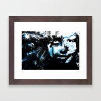 Time Baby IV Framed Art Print