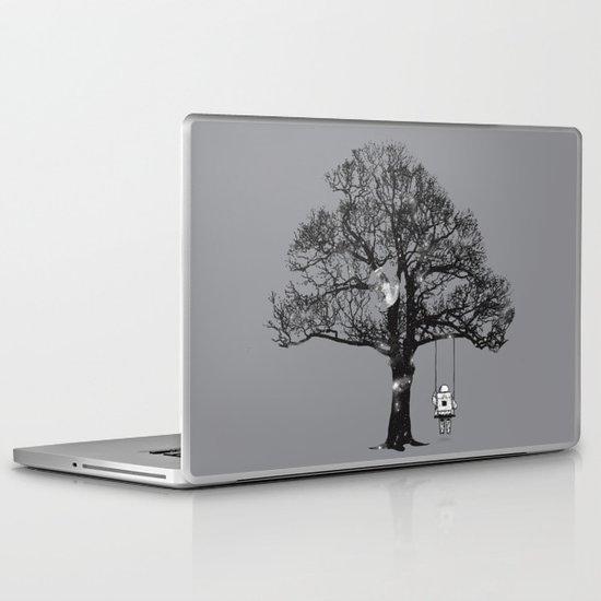 Where I Belong Laptop & iPad Skin
