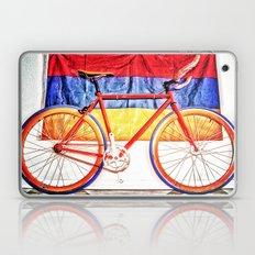 Armenian Fixie  Laptop & iPad Skin