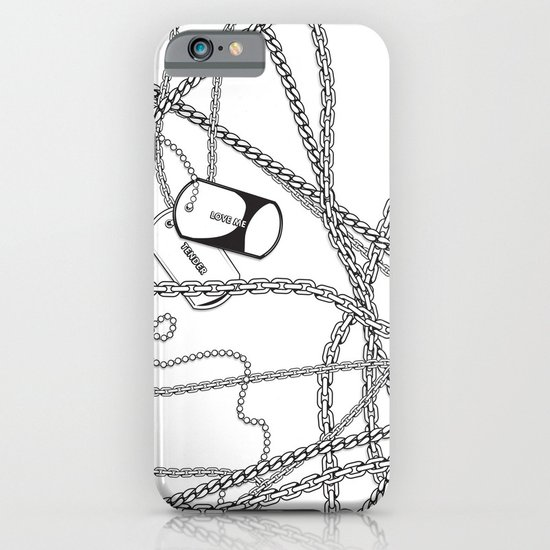 TENDER LOVE iPhone & iPod Case