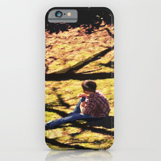 Sail Away in a Daydream iPhone & iPod Case