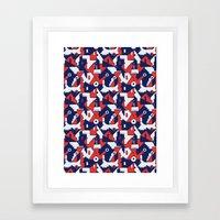 Pattern II Framed Art Print