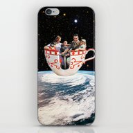 Storm In A Cup iPhone & iPod Skin