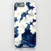 iPhone & iPod Case featuring Flowers On A Cool Brooklyn Morning by Chase Voorhees