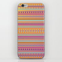 Caliente Tribal Party iPhone & iPod Skin