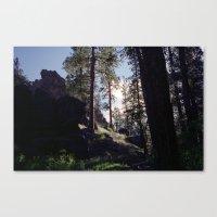 East Oregon Canvas Print