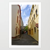 Waterford, Ireland Art Print