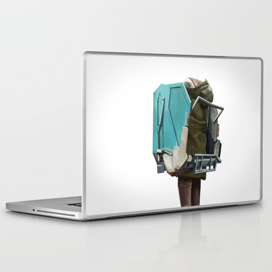 New Fashion Laptop & iPad Skin