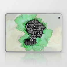 New World Rising - A Book Laptop & iPad Skin