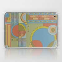 art and crafts circles Laptop & iPad Skin