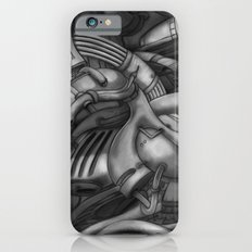 abstract techXpressionism No. 2 Slim Case iPhone 6s