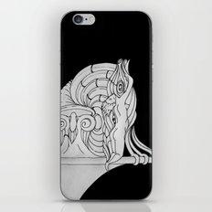 Ivory Tower (v3) iPhone & iPod Skin