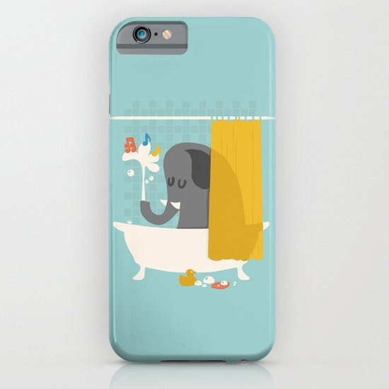 Sing when you shower iPhone & iPod Case