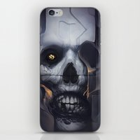 Hollowed iPhone & iPod Skin
