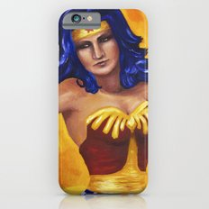 Princess Diana of Themyscira iPhone 6 Slim Case