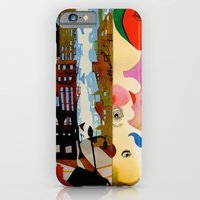 New City iPhone 6 Slim Case