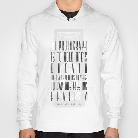 To photograph... Hoody