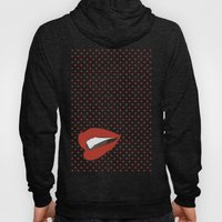 Pop art lips Hoody