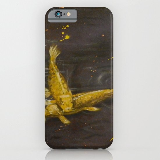 Peaceful Koi iPhone & iPod Case