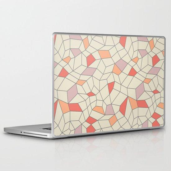 mod colorblock mesh Laptop & iPad Skin