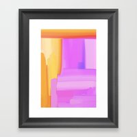 Boreal Framed Art Print